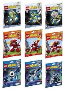 LEGO-Mixels-Series-4-Complete-Set-of-9-New-Sealed