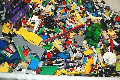 Lego 1-99 Pounds LBS Parts Pieces HUGE BULK LOT bricks blocks Star Wars City