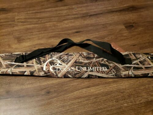 Ducks Unlimited Camo Neoprene Sling Cooler Holds 6 Cans Chill Hunting Fishing