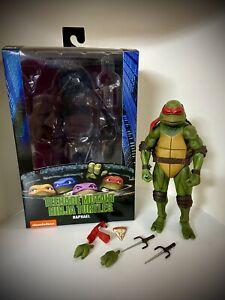 NECA Teenage Mutant Ninja Turtles TMNT Movie Raphael Loose