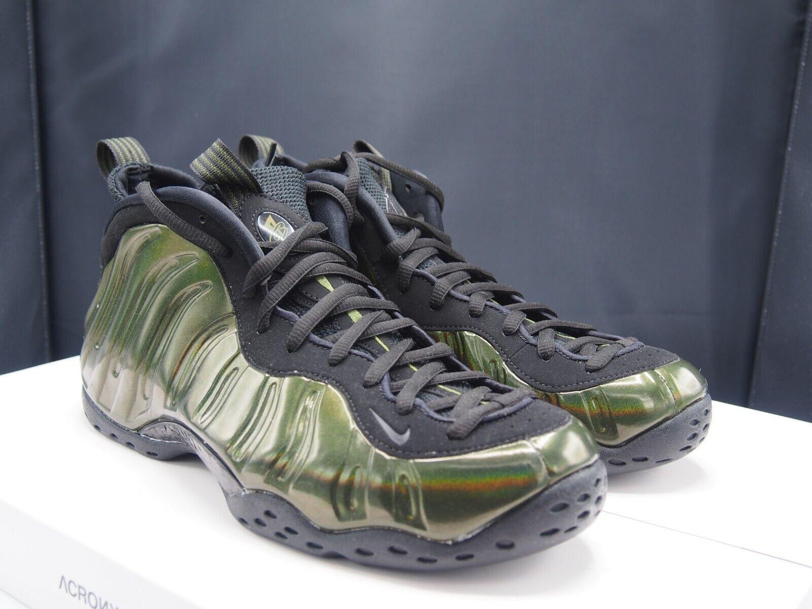 Nike Air Foamposite One  Legion Green  314996-301 Men's size 11 US