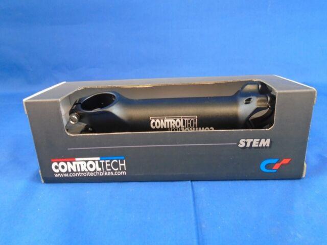 "Control tech BLACK RAS94 1-1//8/"" Cougar Aero Alloy Road Stem 31.8mm 90mm 100mm 99"