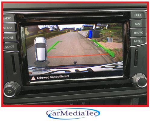 Originales de VW RVC discover composition media t6 Multivan Rear View Camera kit set