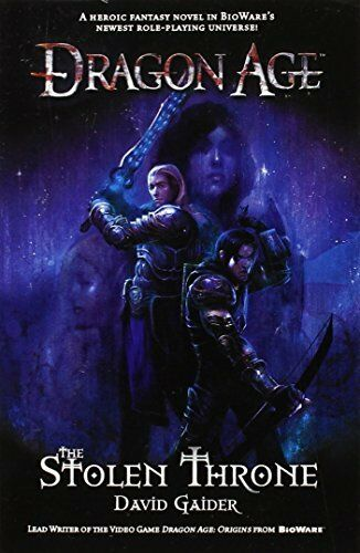 1 of 1 - Dragon Age: Stolen Throne by David Gaider 1848567537 The Cheap Fast Free Post