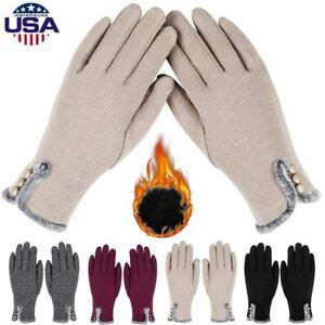 Women-Touch-Screen-Gloves-Phone-Texting-Glove-Thermal-Fleece-Lined-Winter-Gloves