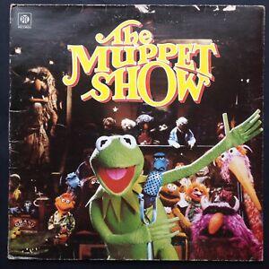Jim-Henson-THE-MUPPET-SHOW-LP-TV-Soundtrack-OST-Frank-Oz-Jack-Parnell-Fran-Brill