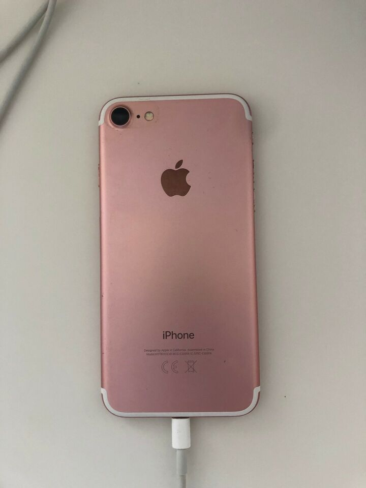 iPhone 7, 128 GB, pink