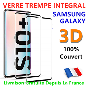 VERRE-TREMPE-3D-Integral-SAMSUNG-Note-9-10-S8-S9-Plus-S10-Vitre-Protection-Ecran