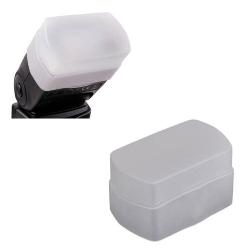 Difusor de Flash para Canon Speedlite 580EX//580EX II Blanco