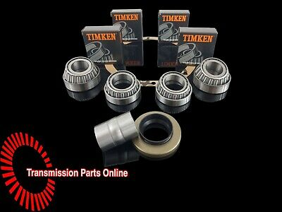 Ford Anglais Essieu complet Diff Rebuild Kit-Origine Timken Roulements