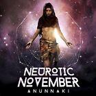 Anunnaki 0746105070028 by Neurotic November CD