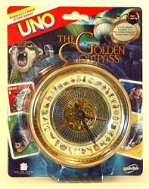 Uno the oroen Compass by Mattel  NIP