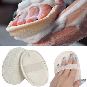 New-1pc-Loofah-Luffa-Spa-Exfoliator-Pad-Body-Scrubber-Natural-Bath-Shower-Sponge