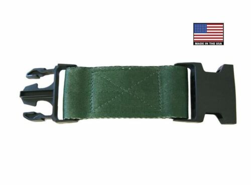 "NWT Individual Equipment Belt 6"" Extender LC-2 US Military Utility Pistol Web"