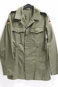 Dettagli su Giacca Militare Tedesca GERMAN ARMY COMBAT JACKET