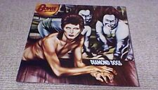 DAVID BOWIE DIAMOND DOGS 1st RCA Victor G/F UK LP 1974 A1/B1 Oly Oly