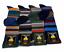 miniatura 25 - Lucchetti Socks Milano CALZE UOMO LUNGHE CALDO COTONE COLORATE
