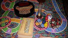 Jumanji  Board Game Counted Complete Milton Bradley TriStar 1995