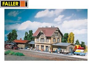 Faller-N-212107-Bahnhof-Gueglingen-NEU-OVP