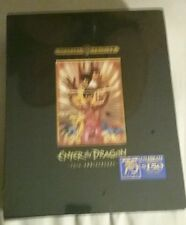 BRUCE LEE ENTER THE DRAGON RARE LIMITED DELUXE COLLECTOR VHS BOX GIFT SET SEALED