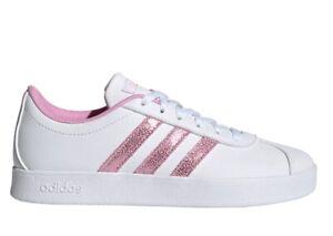 Scarpe da donna Adidas FY8904 sneakers casual basse sportive ginnastica bianche