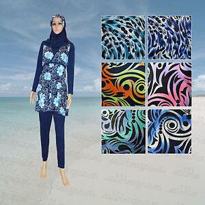 AlHamra-Full-Cover-Modest-Burkini-Swimwear-Swimsuit-Muslim-Burqini-Islamic