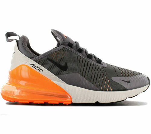 Nike Air Max 270 Herren Sneaker AH8050-024 Grau Schuhe Turnschuhe Sportschuh NEU