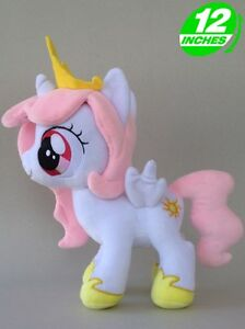 "My Little Pony Fily Celestia Plush Doll 12"" USA SELLER!! FAST SHIPPING!!"