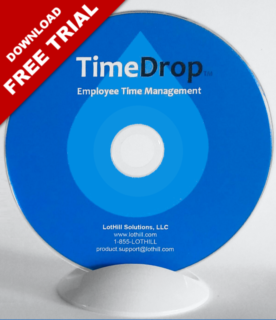 Employee Time Clock Payroll Software  Unlimited Employees Lothill Solutions