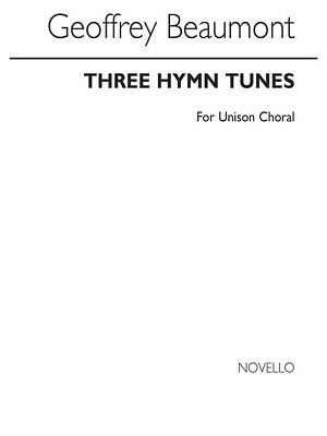 Instruction Books, Cds & Video Sunny Beaumont Three Hymn Tunes From The 20th Century Folkmass Unison Voice Music Book To Reduce Body Weight And Prolong Life