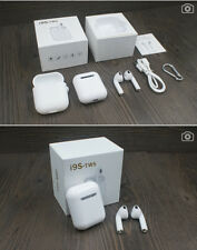 TWIN i9S TWS Bluetooth Earpods Earphones New Version for iPhone & Samsung Mobile