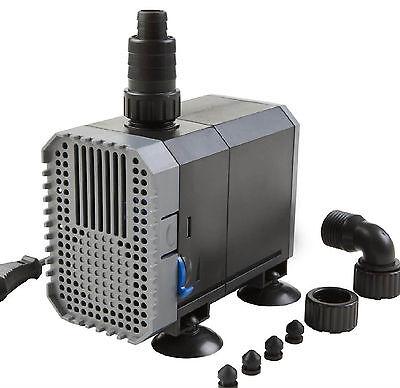 2000L/H 35W Filter Pump Energy Saving Eco- POND PUMP PUMP Stream Pump