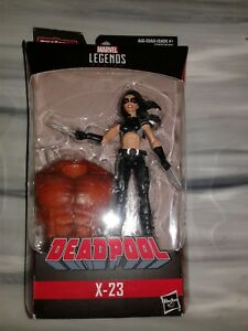 Marvel-Legends-Deadpool-Series-X-23-X-Force-Sasquatch-BAF-WOLVERINE-CLONE