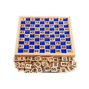 Wooden-Toys-Hundred-Board-Montessori-Consecutive-Numbers-Educational-Toys-SW
