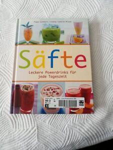 Buch-Saefte-Leckere-Powerdrinks-fuer-jede-Tageszeit-vom-Weltbild-Verlag