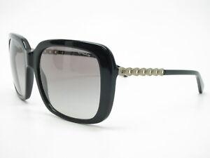 be04bd12e43 New Coach HC 8237 (L1026) 500211 Black with Grey Gradient Sunglasses ...