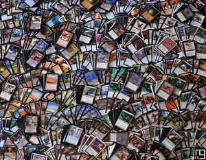 MTG: LOTE 50 CARTAS MAGIC COMUNES AL AZAR. ENVIO GRATIS
