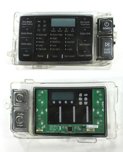 SAMSUNG WASHER User Display & Interface Sensor Board