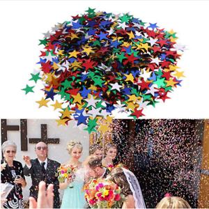 3000pcs Sparkle stars Confetti wedding Table Decoration wedding Deocr Craft B419