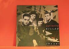 CURIOSITY KILLED THE CAT - KEEP YOUR DISTANCE - 1987 EX LP VINYL RECORD (X)
