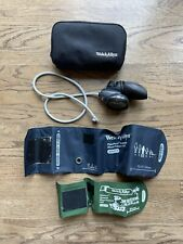 New Listingwelch Allyn Tycos Hand Aneroid Sphygmomanometer Gauge With Cuffs And Bag