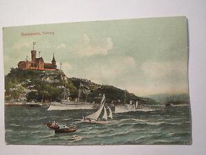 Blankenese-Suellberg-1909-Schiffe-AK