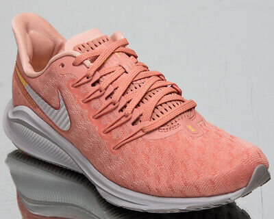 Nike Air Zoom Vomero 14 Femmes Rose Quartz Course Chaussures Baskets AH7858 601 | eBay