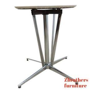 Vintage-Mid-Century-Chrome-Dining-Room-Table-Base