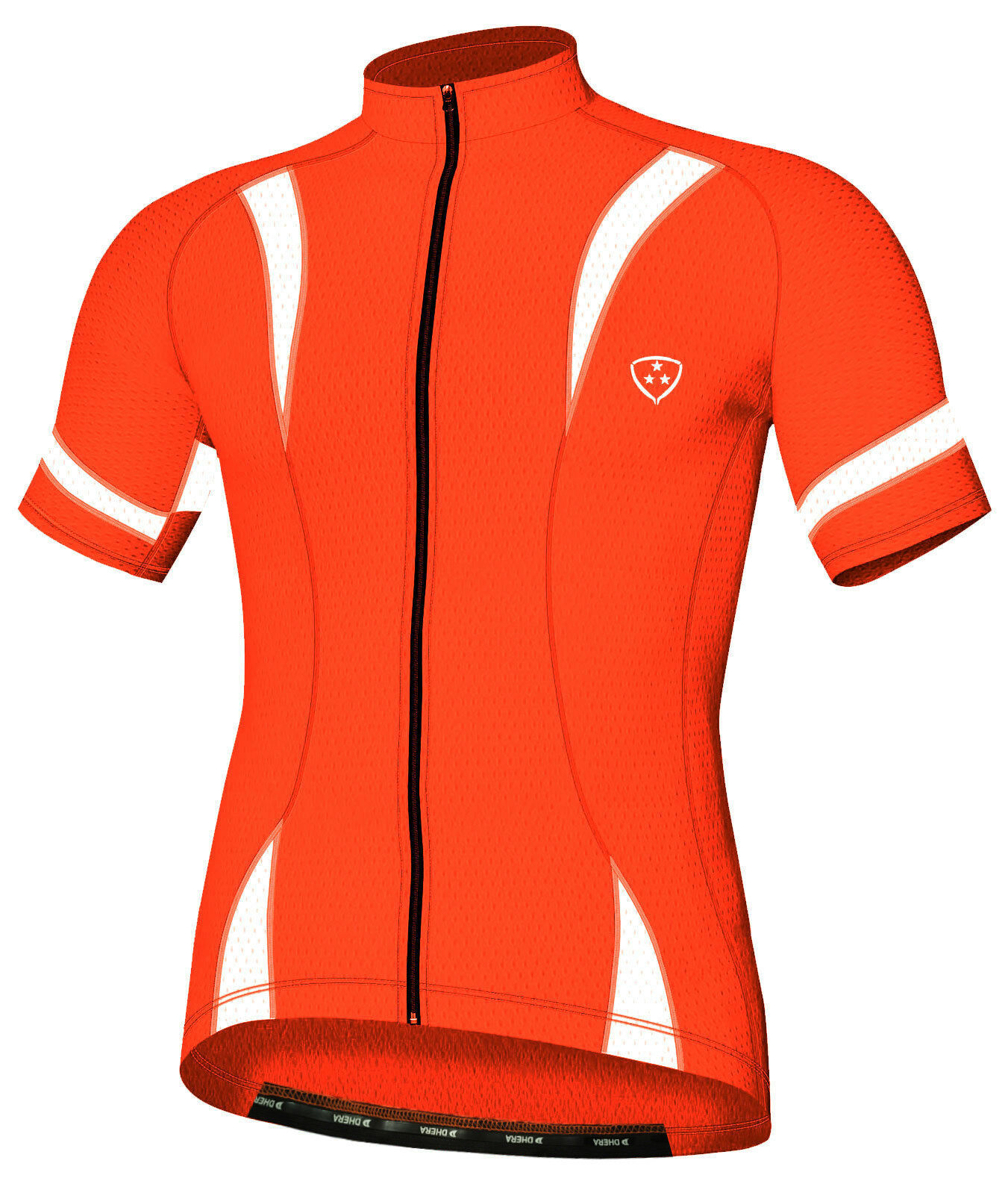 52ab434de DHERA Mens Cycling Jersey Breathable Half Sleeve Lightweight Biking Tops