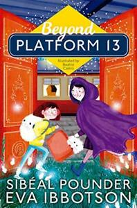 Beyond-Platform-13-by-Sibeal-Pounder-and-Beatriz-Castro-Paperback-NEW-Book
