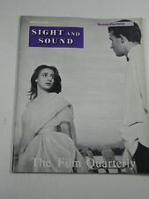 Sight and Sound Magazine: Time Of Crisis, Napoleon of The Cinema- Spring 1958