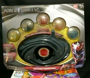 Power-Rangers-2017-Movie-Morpher-with-Power-Coins-Sealed-Free-Shipping