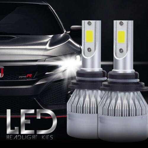 XENTEC LED HID Headlight kit 9005 HB3 White 2007-2007 GMC Sierra 1500 Classic