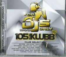 Img del prodotto For Djs Only  -  2011/04  -  Club Selection  -  2 Cd Nuovo E Sigillato